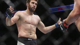 Российский боец UFC получил пожизненную дисквалификацию