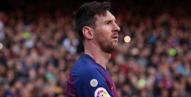 Месси назван самым высокооплачиваемым футболистом мира