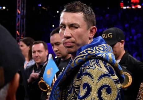 Геннадий Головкин. Фото: HBO Boxing©