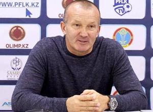 """Григорчук прокомментировал победу """"Астаны"""", похвалил оборону и высказался по поводу проблем с трансферами"""
