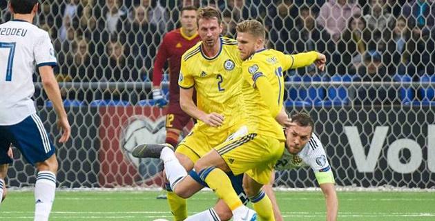 Сборная Казахстана поднялась в рейтинге ФИФА после матчей отбора на Евро-2020