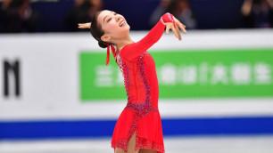 Обнародован доход казахстанской фигуристки Элизабет Турсынбаевой в сезоне-2018/2019