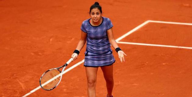 Зарина Дияс проиграла на турнире WTA в Монтеррее