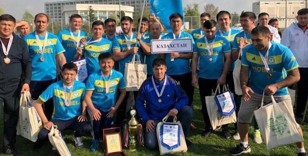"""Казахстан завоевал """"бронзу"""" на турнире Doctors Community Cup Tashkent-2019"""