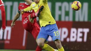 Место в основе и результативная ошибка. Зайнутдинов сыграл первый матч в России против топ-клуба