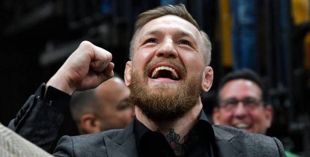 МакГрегор сдал больше всего чистых допинг-проб в истории UFC