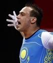 Илья Ильин вошел в состав сборной Казахстана на чемпионат Азии по тяжелой атлетике