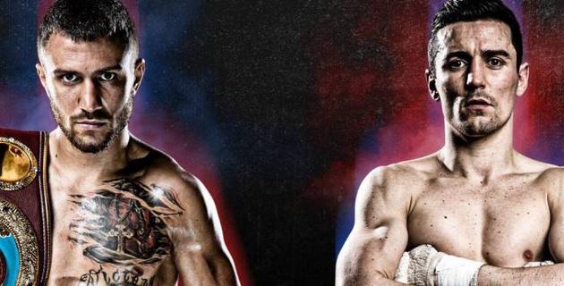 Прямая трансляция боя Василий Ломаченко - Энтони Кролла за титулы WBA и WBO