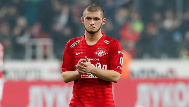 Российского футболиста накажут многомиллионным штрафом и ссылкой в дубль за избиение американца