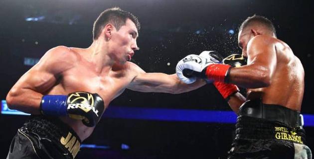 Видео боя, или как Алимханулы победил мексиканца и завоевал титулы от WBC и WBO