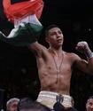 Видео полного боя защитившего чемпионский титул 22-летнего мексиканца Хайме Мунгии