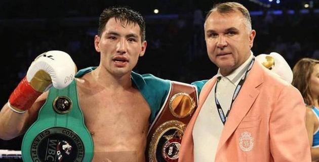 Алимханулы поднялся в рейтинге после победы над мексиканцем в бою за титулы от WBC и WBO