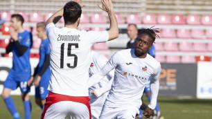 Зарубежный клуб казахстанского тренера разгромил соперника после двух поражений подряд