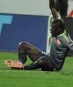 Вратарь столкнулся с партнером и получил двойной перелом ноги