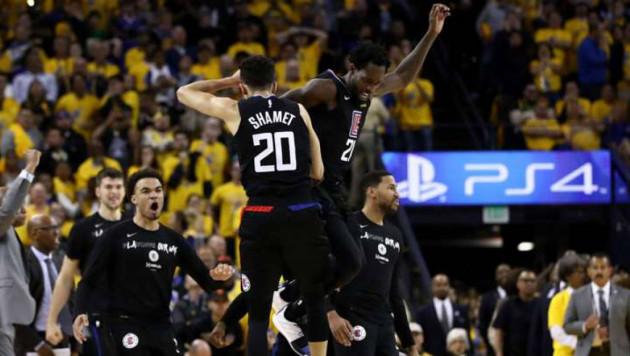 Клуб НБА совершил самый крупный камбэк в истории плей-офф в матче против чемпиона