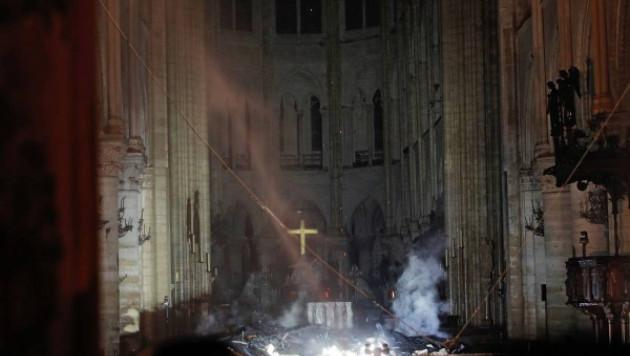 Владелец футбольного клуба пожертвует 100 миллионов евро на восстановление собора Парижской Богоматери