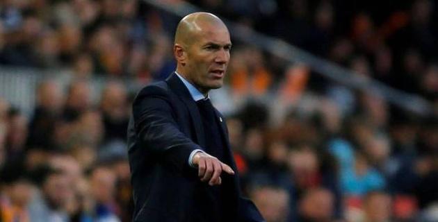 """Зидан решил избавиться в """"Реале"""" от пяти игроков"""