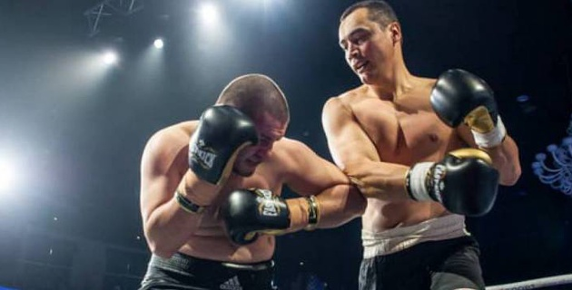 Казахстанский супертяжеловес проведет бой против соперника с 16 победами нокаутом