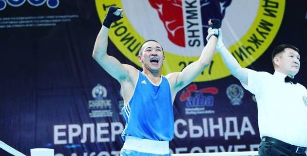 Чемпион Казахстана ушел в профессиональный бокс