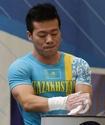 Казахстан завоевал первую медаль на чемпионате Азии по тяжелой атлетике