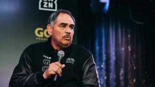 Тренер Головкина раскрыл подробности выбора соперника для дебюта на DAZN