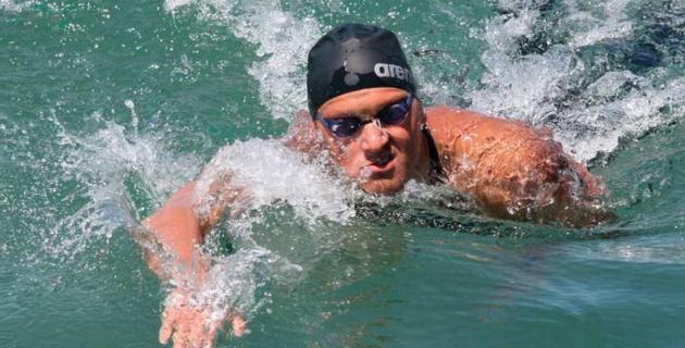 Казахстанский пловец стал чемпионом Азии и завоевал олимпийскую лицензию