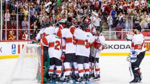 Соперник сборной Казахстана по хоккею назвал состав на чемпионат мира