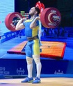Казахстан выиграл вторую медаль на чемпионате Азии по тяжелой атлетике