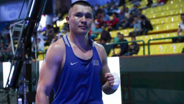 Капитан сборной гарантировал Казахстану седьмую медаль на чемпионате Азии по боксу