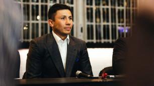 Головкин объяснил выбор Роллса, рассказал о своей промоутерской компании и пригласил фанатов на бой