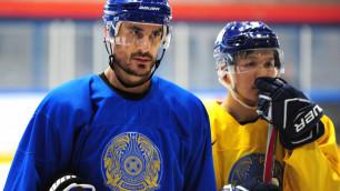 Сборная Казахстана выбрала капитана на товарищеские матчи перед домашним ЧМ по хоккею