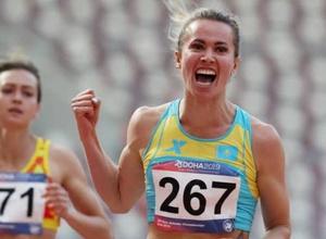 Казахстанская легкоатлетка выиграла третью медаль на чемпионате Азии