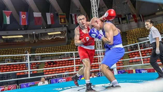 Прямая трансляция 1/2 финала чемпионата Азии-2019 с участием казахстанских боксеров