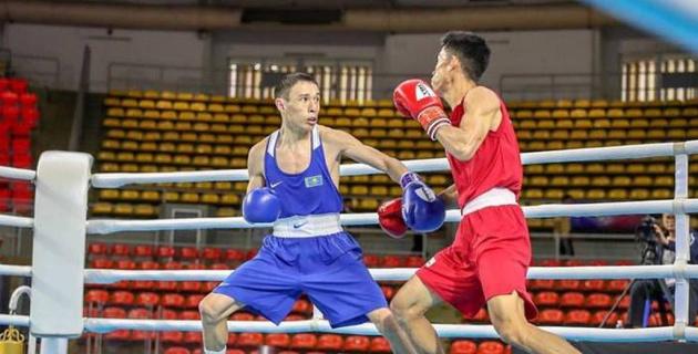 Пятикратный чемпион Казахстана из-за врачей стал бронзовым призером ЧА-2019 по боксу