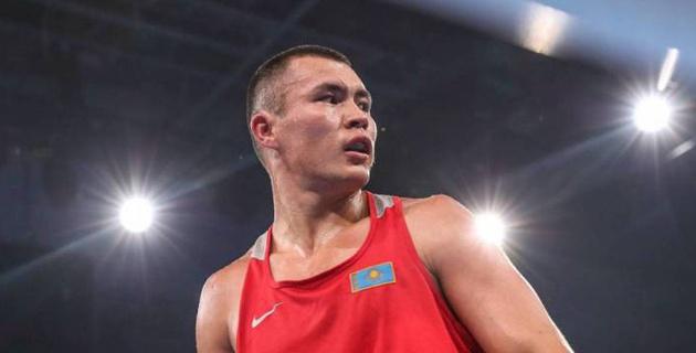 Казахстанец Кункабаев вышел в финал ЧА по боксу без боя и будет биться со своим обидчиком из Узбекистана