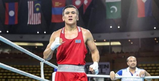 Видео боя, или как казахстанский боксер за 20 секунд вышел в финал чемпионата Азии
