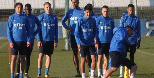 Клуб Еркебулана Сейдахмета упустил победу в матче чемпионата