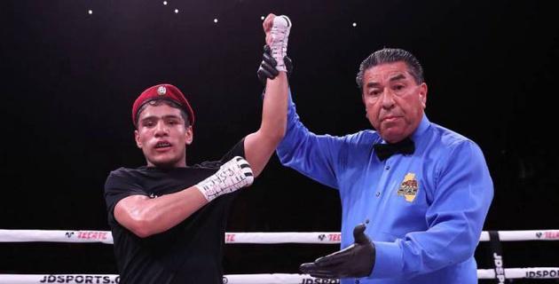 Узбекский обидчик Ералиева нокаутировал экс-претендента на титул чемпиона мира из Мексики