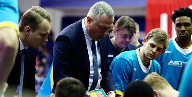 """БК """"Астана"""" проведет последний матч в """"регулярке"""" и определит свое место перед плей-офф"""