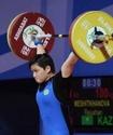 Казахстан завоевал третью медаль на чемпионате Азии-2019 по тяжелой атлетике