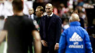 "Зидана разозлил проигрыш ""Реала"" последней команде чемпионата Испании"