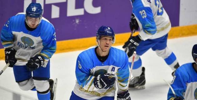 Прямая трансляция первого матча сборной Казахстана на домашнем ЧМ-2019 по хоккею