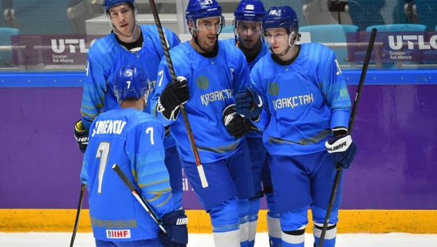 Сборная Казахстана объявила состав на первый матч на ЧМ-2019 по хоккею