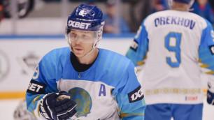 Жайлауов объяснил потерю преимущества в счете и прокомментировал первую победу Казахстана на ЧМ