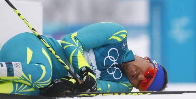 Полторанин не попал в новый состав сборной Казахстана по лыжным гонкам