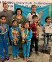 Восемь медалей завоевали казахстанские шахматисты на чемпионате мира среди школьников