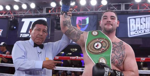 Тренировавшийся с Головкиным и ушедший от Абеля Санчеса боксер получил бой за три титула чемпиона мира