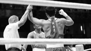 Пять золотых против одной. Как казахстанские боксеры уступили Узбекистану на турнире в Азербайджане