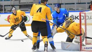 Литва после поражения от Казахстана потерпела разгром на ЧМ-2019 по хоккею