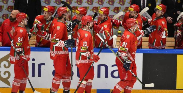 Главный фаворит одержал третью подряд победу перед матчем с Казахстаном на ЧМ-2019 по хоккею